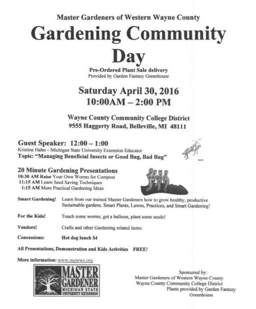 wayne co gdn event